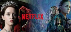 """La présidente France Télévisions Delphine Ernotte plaide pour que les groupes audiovisuels arrêtent de """"danser avec le diable"""" Netflix"""