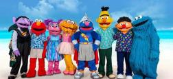 """Le célèbre programme télévisé """"Sesame Street"""" vient de fêter ses 50 ans, fort d'une popularité inaltérée et adapté dans 150 pays"""