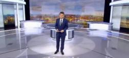 Audiences: Succès pour le premier 20h de Thomas Sotto sur France 2 qui talonne le journal d'Anne-Claire Coudray sur TF1