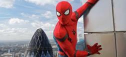 """Le nouveau volet des aventures de l'homme-araignée, """"Spider-Man: Far From Home"""", continue de dominer le box-office français pour la deuxième semaine consécutive"""