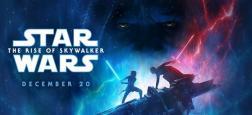 """Cinéma: Pour sa 4ème semaine dans les salles françaises, """"Star Wars, épisode 9: l'ascension de Skywalker"""" conserve une large avance sur les autres films"""