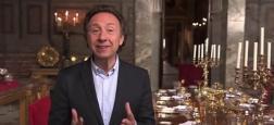 """Stéphane Bern furieux après le rétablissement de la taxation du loto du patrimoine: """"Je me battrai pour sauver notre patrimoine!"""""""