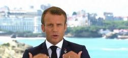 Audiences: Plus de 6 millions de téléspectateurs ont regardé l'intervention télé d'Emmanuel Macron dans les JT de 13h hier sur TF1 et sur France 2