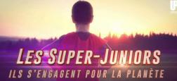 """Les """"Super-Juniors"""" s'engagent pour la planète ce soir à 20h55 sur France 4 - Découvrez les premières images - VIDEO"""