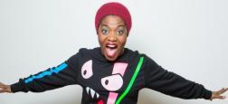 Claudia Tagbo va prêter sa voix à un personnage de dessin animé diffusé en novembre sur la chaîne Cartoon Network