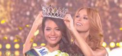 Miss France 2019 est Miss Tahiti, Vaimalama Chaves : Voici ce qu'il faut savoir sur elle et les photos de son élection
