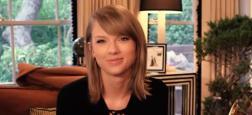 """La chanteuse américaine Taylor Swift accuse les dirigeants de son ancien label de """"contrôle tyrannique"""" - Découvrez pourquoi !"""