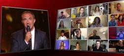 """Audiences Prime: La demi-finale de """"The Voice"""" décroche sur TF1 avec moins de 3,9 millions de téléspectateurs et battue par le téléfilm de France 3"""
