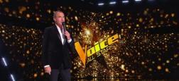 Audiences Prime: Commissaire Magellan large leader sur France 3 avec plus de 4,3 millions - The Voice stable sur TF1 avec 3,3 millions de téléspectateurs
