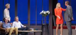 """France 2 diffusera la pièce de théâtre """"L'Heureux élu"""", avec Bruno Solo et Yvan Le Bolloc'h, le mardi 2 janvier à 21h"""
