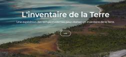 Une plateforme participative lancée avec l'ambition de dresser un inventaire de sites remarquables de la Terre en photo et en vidéo ultra haute définition