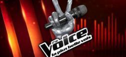 """Audiences prime: """"The Voice"""" décroche sur TF1 passant sous les 4 millions à égalité avec """"Magellan"""" sur France 3 - France 5 devant X-Files sur M6"""