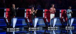 """La huitième saison de """"The Voice"""", avec dans le jury Soprano et Julien Clerc, sera lancée le samedi 9 février en prime sur TF1"""