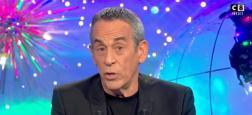 La chaîne C8 condamnée par le tribunal de commerce de Paris à verser plus de 800.000 euros à Thierry Ardisson