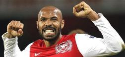 Thierry Henry est engagé comme entraîneur de l'AS Monaco jusqu'en juin 2021, a annoncé samedi le club de la Principauté