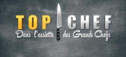 """Audience 2e PS: Le magazine """"Top Chef, dans l'assiette des grands chefs"""" attire 1 million de téléspectateurs à 23h30 sur M6"""