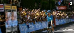 Audience: Le tour de France puissant attire 4 millions de téléspectateurs à 15h00 sur France 2