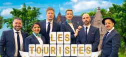 """Audiences Prime: France 2 domine largement la soirée avec """"Tropiques criminels"""" suivie des """"Touristes"""" sur TF1 qui attirent 3,4 millions de téléspectateurs"""