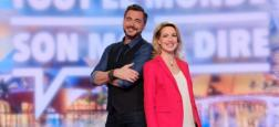 """Audience: Record historique en part de marché pour le jeu """"Tout le monde a son mot à dire"""" hier à 18h00 sur France 2"""
