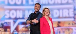 """Audience: Le jeu """"Tout le monde a son mot à dire"""" a réalisé hier à 18h sur France 2 un record historique en PDA et en nombre de téléspectateurs"""