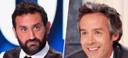 Audiences access: TF1, France 2 et France 3 à plus de 3 millions - Cyril Hanouna sur C8 reste devant Yann Barthes sur TMC avec 100.000 téléspectateurs d'écart