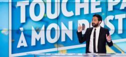 """Audiences 20h: Le journal de TF1 très fort avec plus de 6 millions de téléspectateurs - """"TPMP"""" sur C8 frôle 1,5 million de téléspectateurs"""