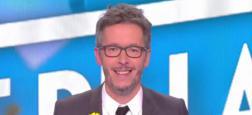 DERNIERE MINUTE - Jean-Luc Lemoine annonce son départ de C8