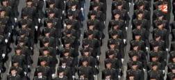 45 agents de la police municipale de Nice prendront part au traditionnel défilé des forces de sécurité sur les Champs Élysées lors de la fête nationale