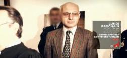 """INEDIT - Demain, à 20h55 sur NRJ12, Jean-Marc Morandini vous dévoile l'incroyable mystère Turquin dans """"Crimes"""" - VIDEO"""