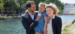 """Audiences prime: Le téléfilm de TF1 """"Tu vivras ma fille"""" leader d'une très courte tête face à """"L'amour est dans le pré"""" sur M6"""