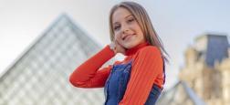 """La jeune chanteuse Carla, qui a participé à """"The Voice Kids"""", représentera cette année la France à """"l'Eurovision Junior"""" qui aura lieu le 24 novembre prochain en Pologne"""