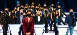 """Audiences Prime: """"Le grand concours des animateurs"""" sur TF1 et le téléfilm de France 2 au coude à coude - NCIS sur M6 largement devant """"La boîte à secrets"""" sur France 3"""