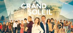 "Audiences ""20h30"": ""Un si grand soleil"" sur France 2 à 3,4 millions de téléspectateurs à 20h45"