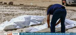 """Indignation en Belgique après un reportage sur """"les vacances ratées de touristes à cause de cadavres de migrants sur la plage"""" - Vidéo"""