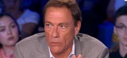 """""""Les hommes se marient, les chiens se marient..."""": Le CSA saisi par des téléspectateurs après les propos de Jean-Claude Van Damme dans """"On n'est pas couché"""" sur France 2"""