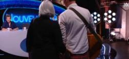 """Finalement, le CSA décide d'ouvrir une instruction après la main aux fesses d'une jurée de la """"Nouvelle Star"""" sur un candidat en kilt - VIDEO"""