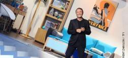 """Audiences: En deuxième partie de soirée, Arthur leader sur TF1 avec près de 1,4 million de téléspectateurs pour """"Vendredi tout est permis"""""""