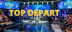 """Audiences Avant 20h: Lancement compliqué pour le Téléthon sur France 2 à 1,5 million battu par TF1 et France 3 mais aussi par M6 avec """"Objectif Top Chef"""" et par """"C à vous"""" sur France 5"""