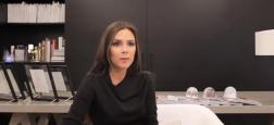 La chanteuse Victoria Beckham révèle dans une interview qu'elle pense être dyslexique