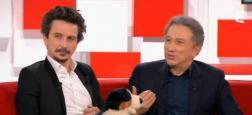 """Record d'audience pour Michel Drucker hier avec """"Vivement dimanche prochain"""" à 18h sur France 2"""