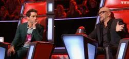 """Audiences prime: """"The Voice"""" passe sous la barre des 6 millions sur TF1 mais large leader - """"Samedi parodie"""" décroche sur France 2"""