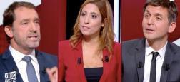 """Audiences Prime: La série de TF1 """"Olivia"""" leader à 4,1 millions - Avec Christophe Castaner, l'émission politique de France 2, """"Vous avez la parole"""" s'effondre à 1,2 million"""