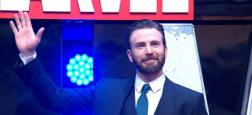 """""""Avengers"""": L'acteur Chris Evans annonce officiellement sur son compte Twitter, qu'il ne jouera plus le rôle de Captain America !"""