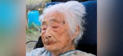 Nabi Tajima, la personne la plus âgée du monde, est décédée cette nuit à l'âge de 117 ans dans un hôpital de Kikai au sud du Japon