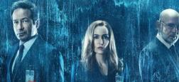 """M6 lancera la onzième saison de la série américaine """"X-Files"""" le samedi 7 avril prochain à 21h"""