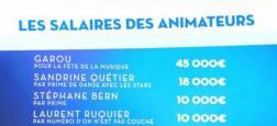 A 11h Morandini Live sur CNews: Les salaires des animateurs tv - Députés en colère contre M6 - Le patron de NRJ12 en direct - Tension entre Françoise Laborde et Karim Rissouli