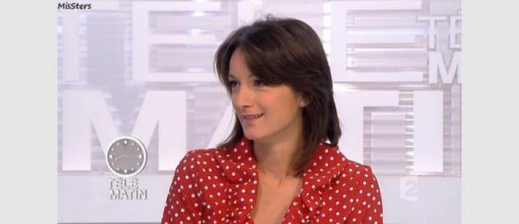 Coup de chapeau laurence ostolaza t l matin for Telematin cuisine france 2
