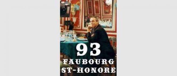 Une Adpatation De 93 Faubourg Saint Honor Au Qubec