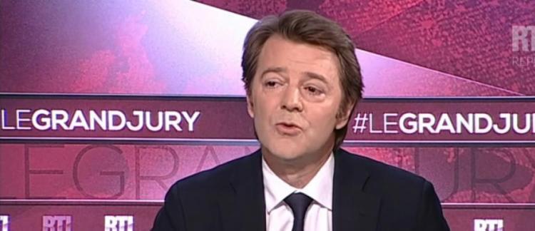 L 39 ancien ministre de l 39 economie fran ois baroin a rejoint for Ministre de l exterieur