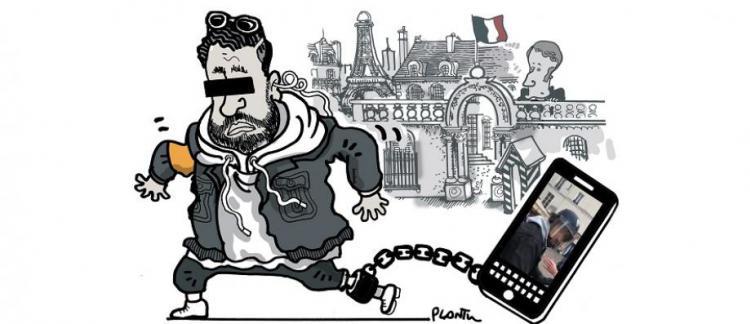 Le dessin du jour (humour en images) - Page 18 Benalla_plantu_0